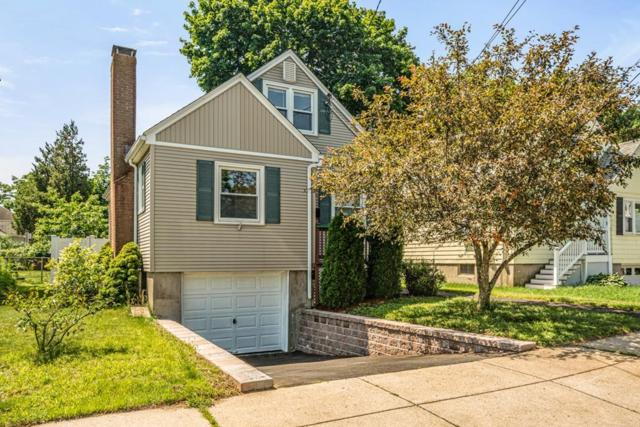 6 Amesbury St, Boston, MA 02132 (MLS #72530711) :: The Russell Realty Group