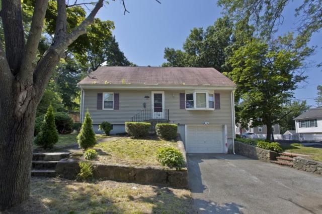 33 Burnett St, Melrose, MA 02176 (MLS #72530821) :: The Russell Realty Group