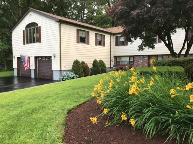 5 Wedgewood Ave, Wilmington, MA 01887 (MLS #72530867) :: Exit Realty