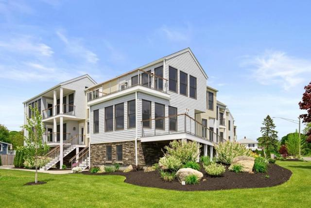 78 Thatcher #3, Gloucester, MA 01930 (MLS #72530869) :: Vanguard Realty