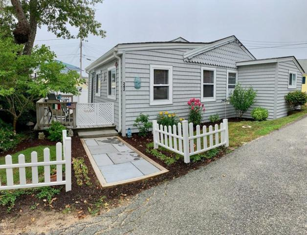 218 Old Wharf Rd #242, Dennis, MA 02639 (MLS #72530871) :: RE/MAX Vantage