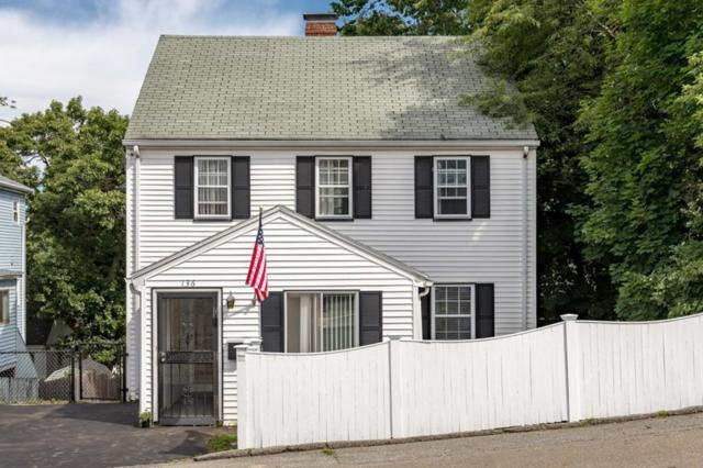 136 Walsh St, Medford, MA 02155 (MLS #72531081) :: The Gillach Group