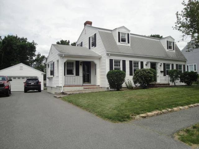 59 George Street, Dartmouth, MA 02748 (MLS #72531188) :: The Gillach Group