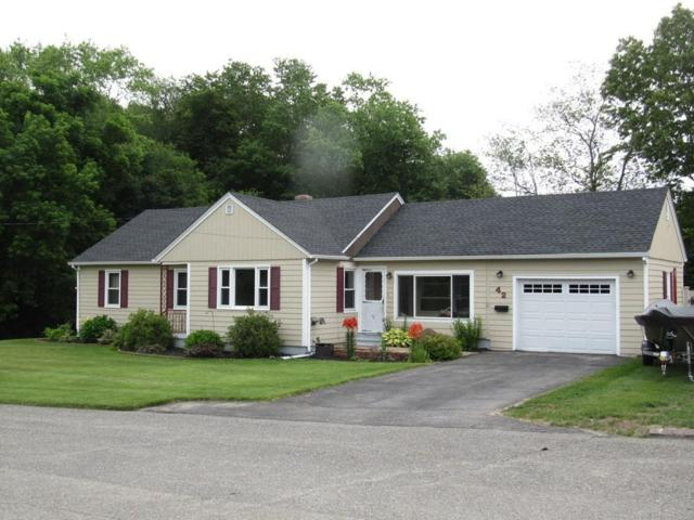42 Arkwright Road, Webster, MA 01570 (MLS #72531238) :: Anytime Realty