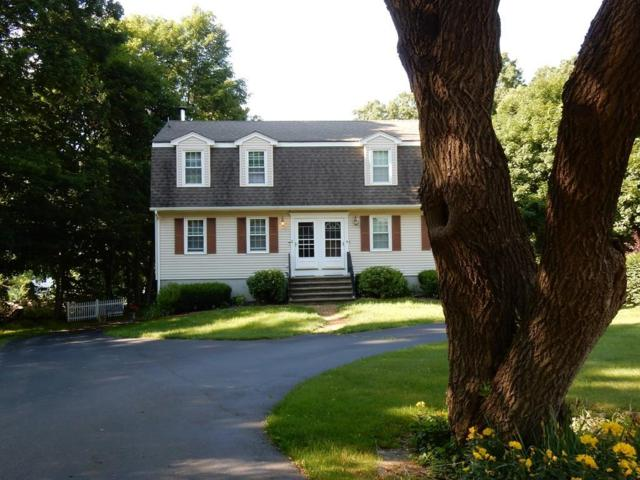 2 Crestwood Drive #2, Northborough, MA 01532 (MLS #72531307) :: The Muncey Group