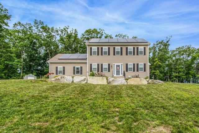 34 Glenside Dr, Blackstone, MA 01504 (MLS #72531343) :: The Russell Realty Group