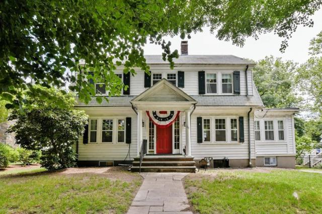 151 Wolcott Rd, Brookline, MA 02467 (MLS #72531444) :: The Russell Realty Group