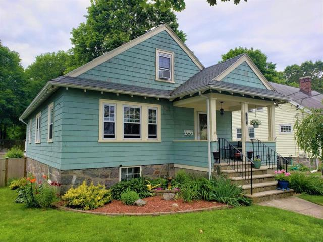 16 Ash Street, Dedham, MA 02026 (MLS #72531457) :: The Russell Realty Group