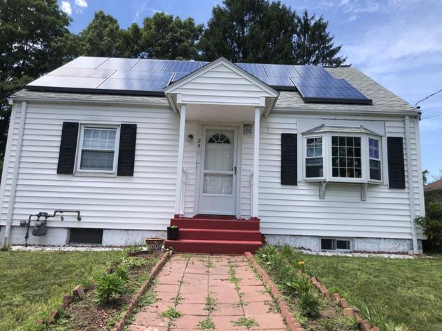 25 Donald Rd, Stoughton, MA 02072 (MLS #72531625) :: Primary National Residential Brokerage
