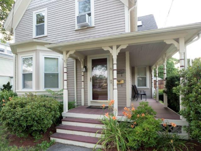 8 Marion Street #1, Natick, MA 01760 (MLS #72531631) :: Apple Country Team of Keller Williams Realty