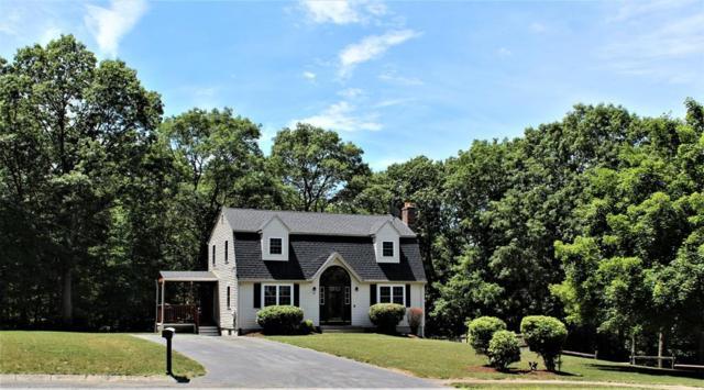 17 Taft Drive, Franklin, MA 02038 (MLS #72531650) :: Primary National Residential Brokerage