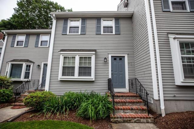 24 Village St #24, Easton, MA 02375 (MLS #72531707) :: Apple Country Team of Keller Williams Realty