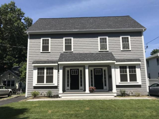 69 Charles Street #1, Newton, MA 02466 (MLS #72531872) :: Apple Country Team of Keller Williams Realty
