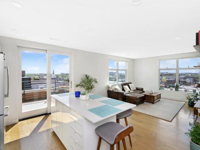 250 Meridian Street #511, Boston, MA 02128 (MLS #72531877) :: The Muncey Group