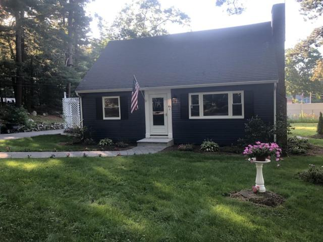 63 Cross St, Foxboro, MA 02035 (MLS #72531886) :: Primary National Residential Brokerage