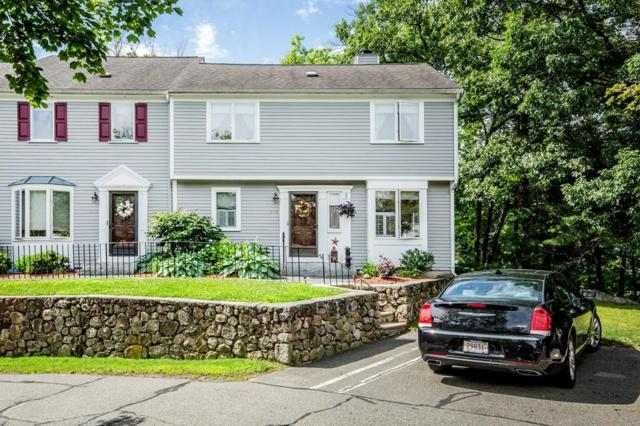 1506 Huckleberry Ct. #1506, Peabody, MA 01960 (MLS #72531926) :: The Russell Realty Group