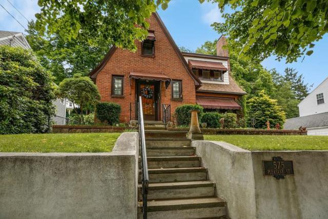 575 Pleasant St, Milton, MA 02186 (MLS #72531938) :: Westcott Properties