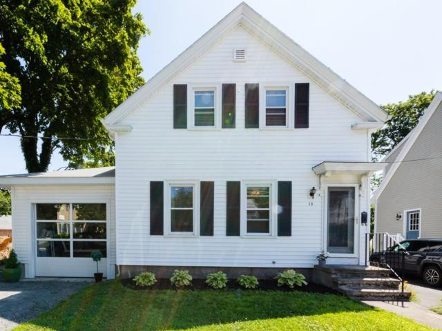 16 Sheridan St, Easton, MA 02356 (MLS #72531945) :: The Russell Realty Group