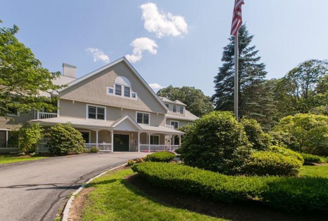 140 Lincoln Road #218, Lincoln, MA 01773 (MLS #72532120) :: Spectrum Real Estate Consultants