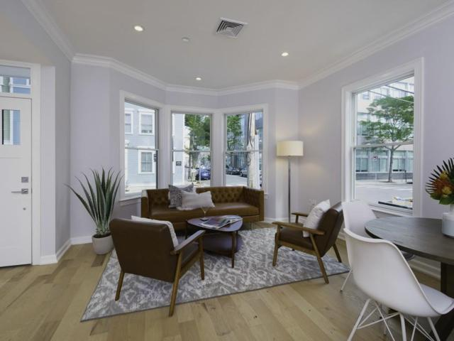 137 Second Street #137, Cambridge, MA 02141 (MLS #72532139) :: Charlesgate Realty Group