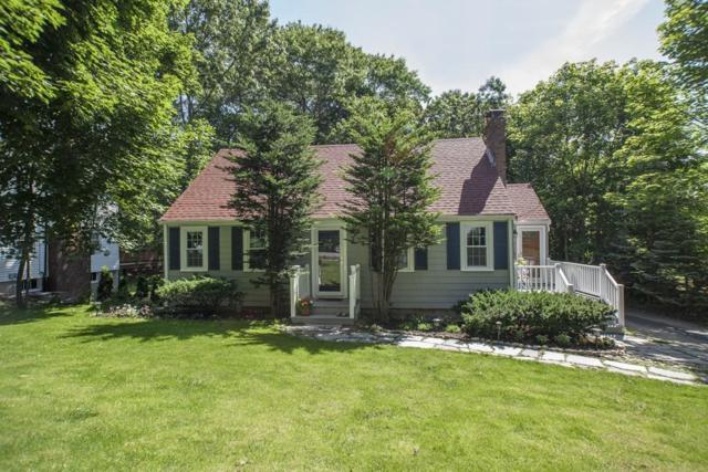 77 Burgess Ave, Westwood, MA 02090 (MLS #72532178) :: Trust Realty One