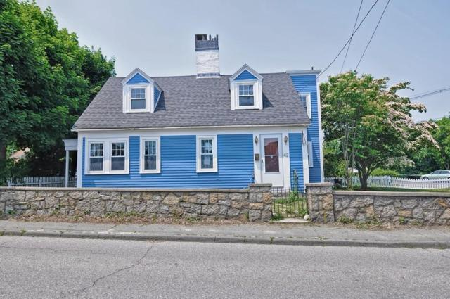 42 High St, Rockport, MA 01966 (MLS #72532248) :: Apple Country Team of Keller Williams Realty