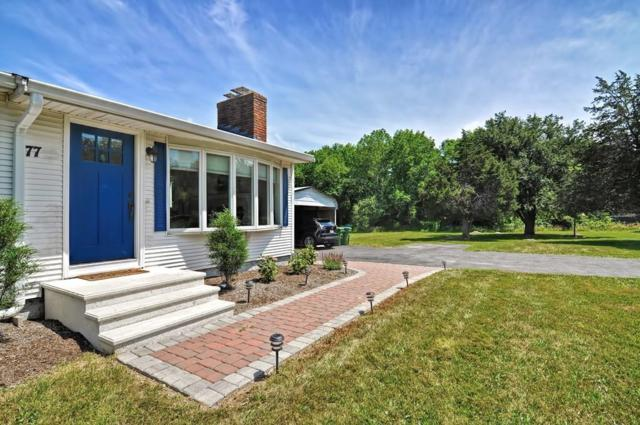 77 New Street, Rehoboth, MA 02769 (MLS #72532281) :: Anytime Realty