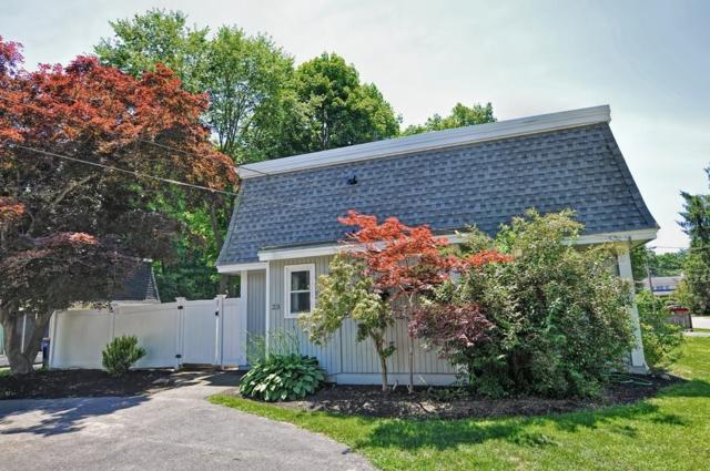 23 Glendale Rd #23, Sharon, MA 02067 (MLS #72532296) :: Primary National Residential Brokerage
