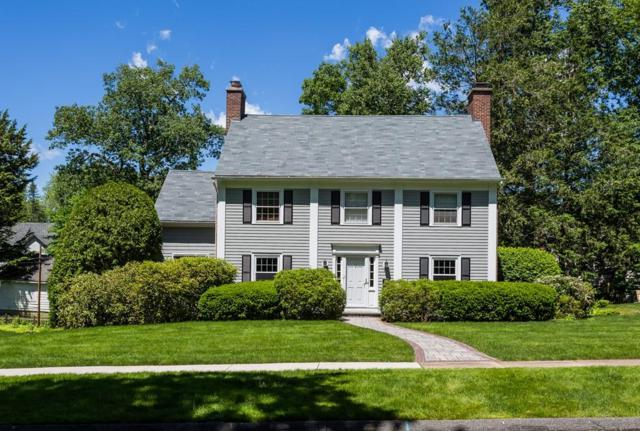 90 Meadowbrook Rd, Longmeadow, MA 01106 (MLS #72532345) :: Kinlin Grover Real Estate