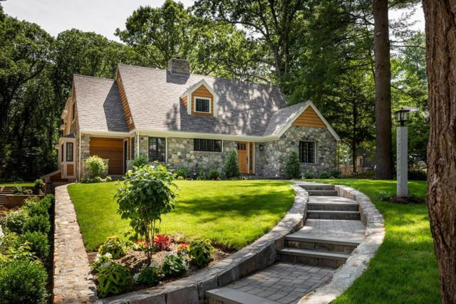 90 Sunset Rd, Weston, MA 02493 (MLS #72532363) :: The Russell Realty Group