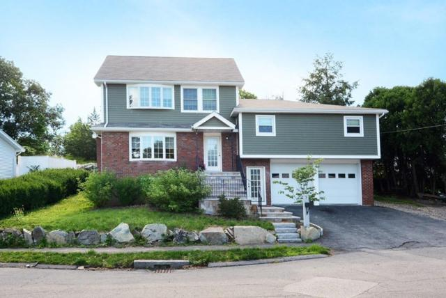 5 Doane Road, Medford, MA 02155 (MLS #72532427) :: The Gillach Group