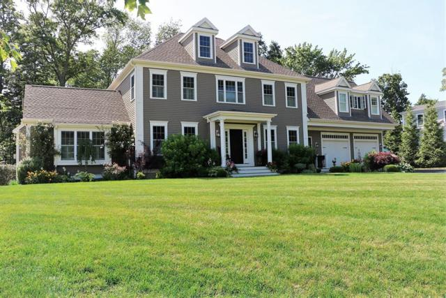 6 Evangeline Dr, Scituate, MA 02066 (MLS #72532429) :: The Russell Realty Group