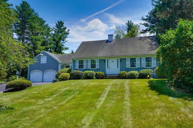 414 Concord Rd, Sudbury, MA 01776 (MLS #72532644) :: The Muncey Group