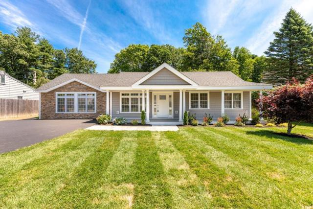 43 Birchcroft Road, Canton, MA 02021 (MLS #72532693) :: Primary National Residential Brokerage