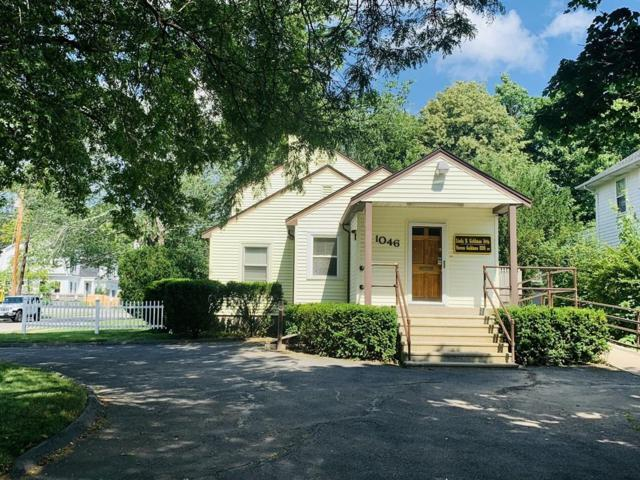 1046 Highland Ave, Needham, MA 02494 (MLS #72532930) :: Trust Realty One