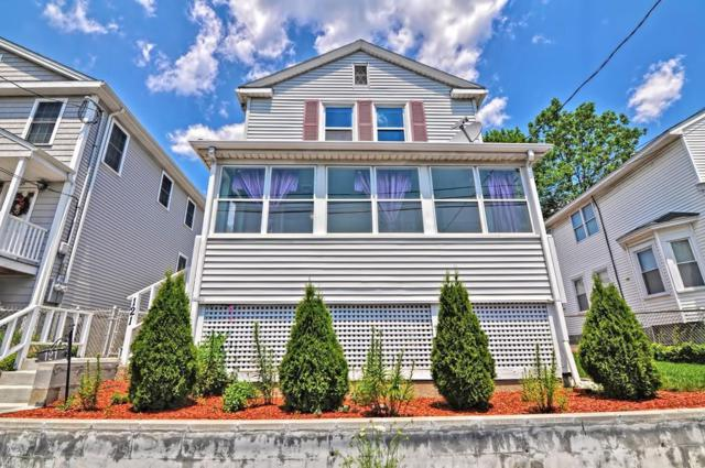 121 Dale Street, Revere, MA 02151 (MLS #72532974) :: The Muncey Group