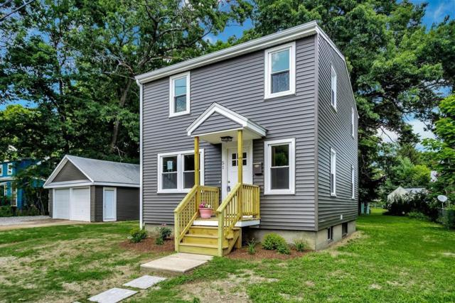 51 Willis Ave, Framingham, MA 01702 (MLS #72532979) :: Exit Realty