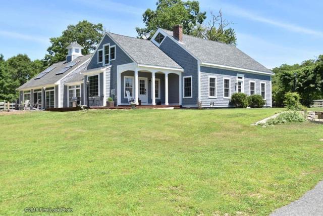 96 Sandra Lee Lane, Tiverton, RI 02878 (MLS #72533023) :: Kinlin Grover Real Estate