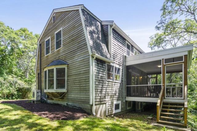 76 Mill Rd, Sandwich, MA 02537 (MLS #72533065) :: The Gillach Group
