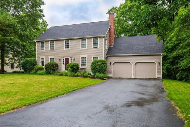 14 Mayhew Farm Drive, Mansfield, MA 02048 (MLS #72533209) :: Primary National Residential Brokerage