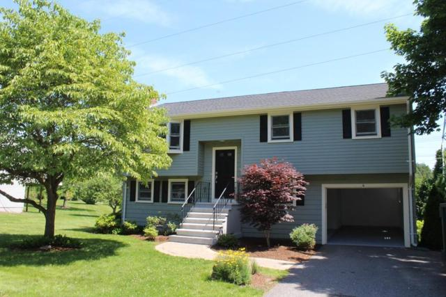 4 Tournament Road, Natick, MA 01760 (MLS #72533286) :: Apple Country Team of Keller Williams Realty