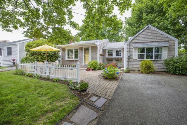 24 Beal Place, Scituate, MA 02066 (MLS #72533294) :: Apple Country Team of Keller Williams Realty
