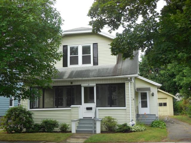 14 Wilder Terrace, West Springfield, MA 01089 (MLS #72533377) :: The Russell Realty Group