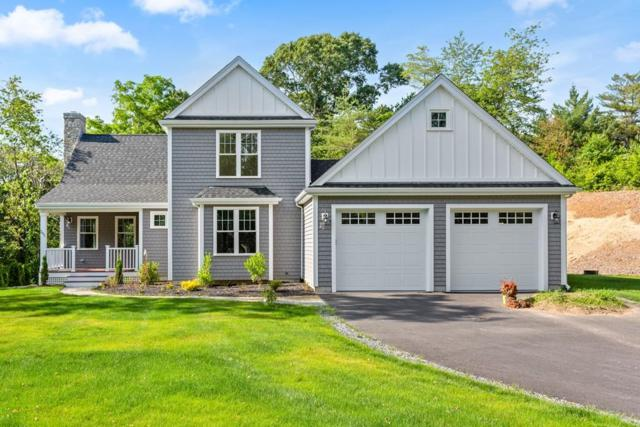 261 Old County Road, Sandwich, MA 02537 (MLS #72533425) :: Sousa Realty Group