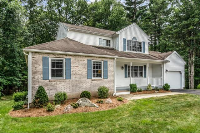 1 Willow Pond Road #1, Franklin, MA 02038 (MLS #72533493) :: Primary National Residential Brokerage