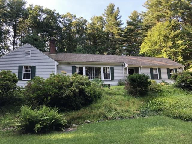 78 Draper Rd., Wayland, MA 01778 (MLS #72533528) :: Sousa Realty Group