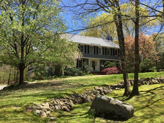 27 Briarhill Road, Sharon, MA 02067 (MLS #72533642) :: Primary National Residential Brokerage