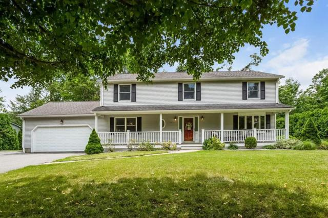 117 Greenmeadow Drive, Longmeadow, MA 01106 (MLS #72533718) :: Exit Realty