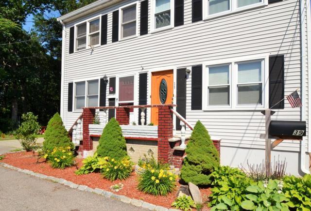 39 Hale St, Boston, MA 02136 (MLS #72533766) :: Team Tringali