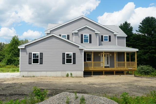 1026 Tremont Street Lot#2, Dighton, MA 02764 (MLS #72533927) :: Sousa Realty Group